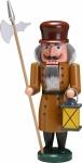 Nussknacker Nachtwächter 36 cm Holz-Figur Handarbeit aus Seiffen im Erzgebirge