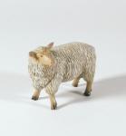 Krippenfigur Schaf umschauend Heimat-Krippe 20 cm Krippen Figur Weihnachten