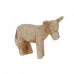 Krippenfigur Esel stehend Münstertal-Krippe Krippen Figur Weihnachten