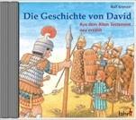 CD Die Geschichte von David, Instrumentalmusik Lieder