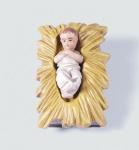 Tiroler Krippe Barren bunt handbemalt 12 cm Krippen Figur Weihnachten
