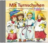 CD Mit Turnschuhen und Weihrauch, neue Lieder für Ministranten