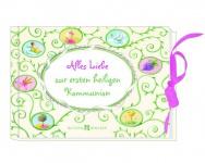 Geschenkbuch Alles Liebe zur ersten heiligen Kommunion Kuvert für Gutschein