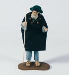 Krippenfigur Hirte mit Filzhut Heimat-Krippe 20 cm Krippen Figur Weihnachten