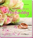 Geschenkbuch Gute Wünsche zum Hochzeitstag Geschenkbuch zur Hochzeit