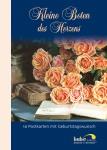 Postkartenbuch Kleine Boten des Herzens (16 Karten) Glückwunschkarte