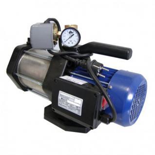 Wasserpumpe 1100W 90l/min Jetpumpe Gartenpumpe Hauswasserwerk Kreiselpumpe Set