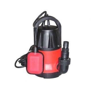 Pumpe 250W Wasserpumpe Gartenpumpe Tauchpumpe Regenfasspumpe Schwimmerschalter