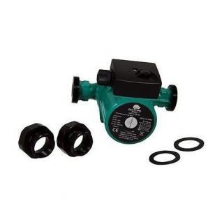 Umwälzpumpe 25-40 180 230V Heizungspumpe mit Verschraubungen