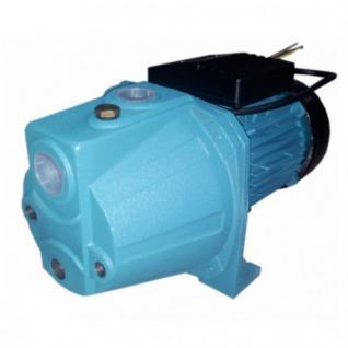 Wasserpumpe 60 l/min 1, 1 kW 230V Jetpumpe Gartenpumpe Hauswasserwerk Kreiselpumpe