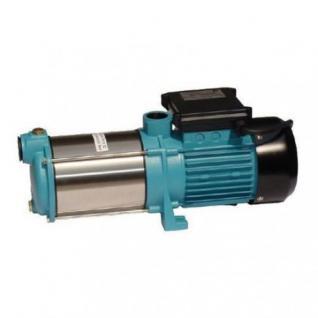 Wasserpumpe 130 l/min 1, 65 kW 230V Jetpumpe Gartenpumpe Hauswasserwerk Kreiselpumpe
