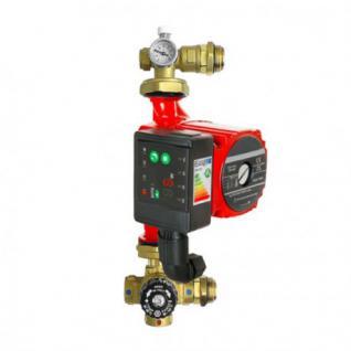 RS Festwertregelset für Fußbodenheizung mit Pumpe 25-40 130 Klasse
