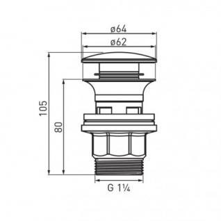 viega siphon syphon sifon f r waschbecken waschtisch ablauf push open top kaufen bei colsta gmbh. Black Bedroom Furniture Sets. Home Design Ideas