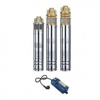 Tiefbrunnenpumpe Tauchpumpe 750-1500W Edestahl Brunnenpumpen UVP (Verpackungseinheit: SKT-150 400V)