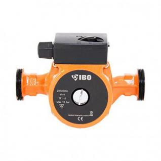 Umwälzpumpe Heizungspumpe IBO 25-60/180 Pumpe Warmwasser Heizung Nassläufer NEU