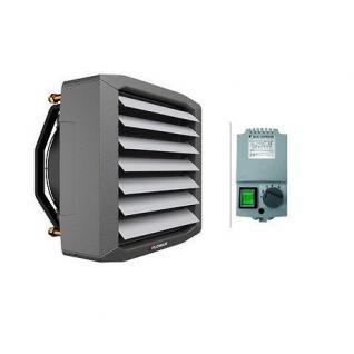 Luftheizer Lufterhitzer Hallenheizung Luftheizung Flowair 45 kW mit Drezahlsteller und Montagekonsolle