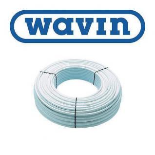 WAVIN Rohr Mehrschichtverbundrohr Alu Metallverbundrohr 16 x 2, 0 mm varianten (Länge: 150 Meter)