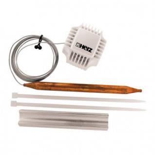 HERZ Thermostat mit Anlegefühler Kapillare für Fußbodenheizung Thermostatkopf