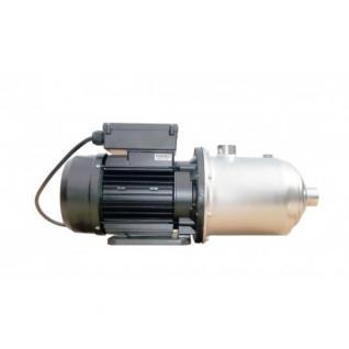 Wasserpumpe 1500W 110l/min Inox Jetpumpe Gartenpumpe Hauswasserwerk Kreiselpumpe