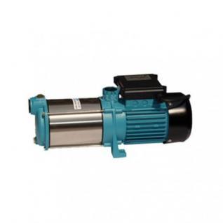 Wasserpumpe 1300 bis 2500W Jetpumpe Gartenpumpe Hauswasserwerk Kreiselpumpe (Typ: MHI 2500 INOX)