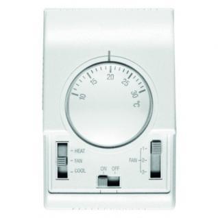 Drezahlsteller 3 Stufen u. Thermostat Lufterhitzer Hallenheizung Luftheizung
