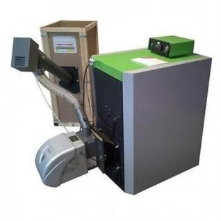 Guss-Pelletkessel 25 kW VIADRUS GREEN