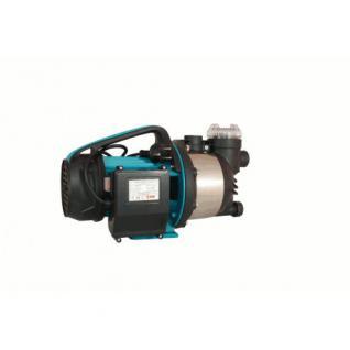Wasserpumpe 1300W 80l/min inkl. Filter Jetpumpe Gartenpumpe Hauswasserwerk Kreiselpumpe