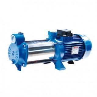 Wasserpumpe 750 bis 3000 W - 400V Jetpumpe Gartenpumpe Hauswasserwerk Kreiselpumpe (Leistung: 1100 W)