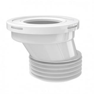 WC-Anschluß 110mm außermittig