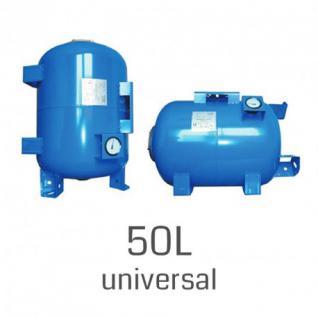 Extrem Druckkessel Druckbehälter 24 bis 80 L Membrankessel Hauswasserwerk OT34