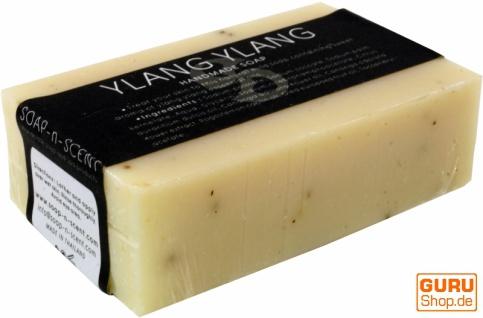 Handgemachte Duftseife, 100 g Fair Trade - Ylang Ylang