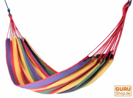 Outdoor Hängematte, 200x150 cm, 1-2 Personen, multicolour