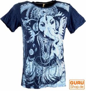 Baba T-Shirt - Ganesh / blau