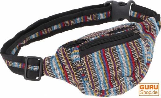 Ethno Sidebag & Gürteltasche, Hüfttasche - Modell 1