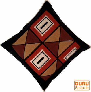 Kissenbezug Blockdruck, indische Kissenhülle - 93