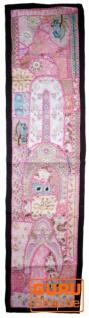 Orientalischer Tischläufer, Wandbehang, Einzelstück 150*35 cm - Motiv 4