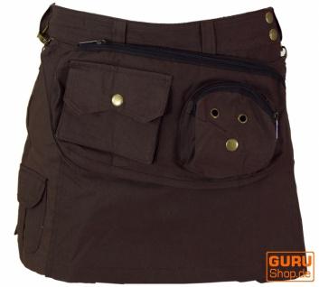 Goa Shorts, Hosenrock - coffee
