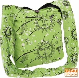 Sadhu Bag, Goa Tasche, Schulterbeutel, Einkaufsbeutel - Model 1
