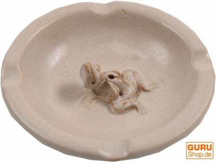 Keramik Räucherteller & Aschenbecher - Modell 20