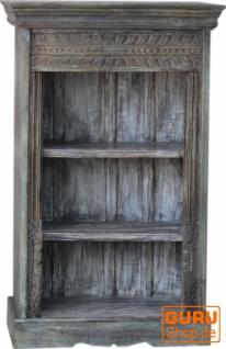 Aufwendig verziertes Bücherregal im Vintage Look - Modell 35 - Vorschau 2