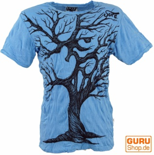 Sure T-Shirt OM Tree - hellblau