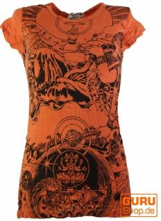 Sure T-Shirt Univers - orange