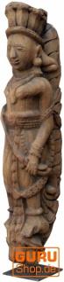 Antike Holzfigur - Motiv 3