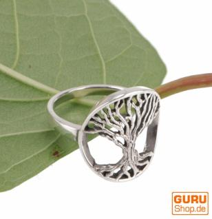 Silberring, Boho Style Ethno Ring - Model 18