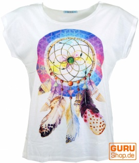 Psytrance T-Shirt, Yoga T-Shirt, Retro T-Shirt - Universum