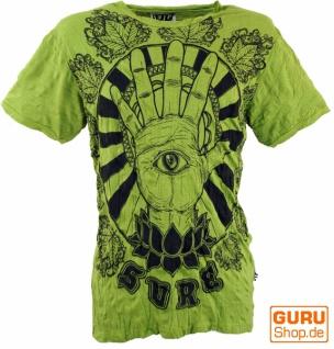 Sure T-Shirt Magic Eye - lemon