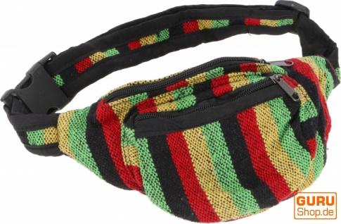 Ethno Sidebag & Gürteltasche, Hüfttasche - Modell 5