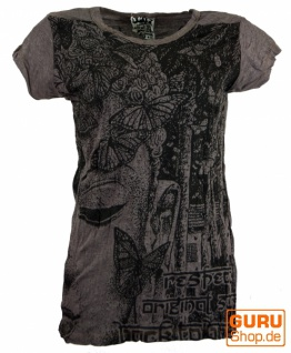 Sure T-Shirt Buddha - taupe