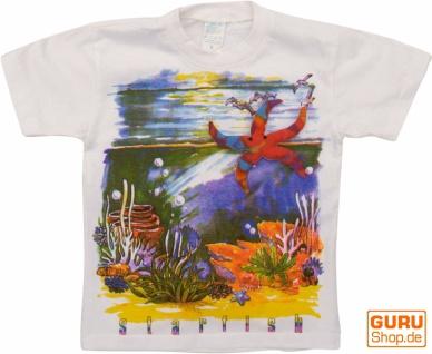Kinder T-Shirt Hippie Goa mit `Seestern`