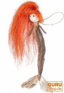 Meerjungfrau aus Treibholz